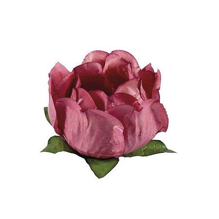 Forminha Princesa Rosa Seco II c/30 un Decora Doces