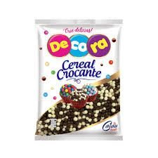 Mini Cereal Crocante Mesclado 80g