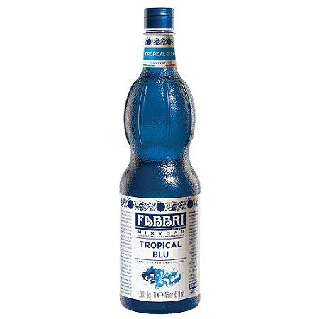 MIXYBAR TROPICAL BLUE (XAROPE AZUL) - 1lt.