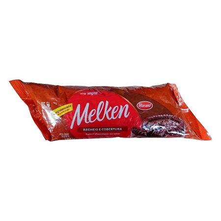 Recheio Chocolate Ao Leite Forneavel Bisnaga Harald 1 Kg