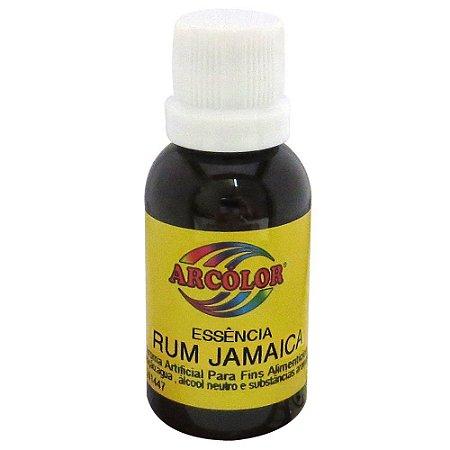 ESSENCIA ALIMENTICIA RUM JAMAICA 30ML ARCOLOR
