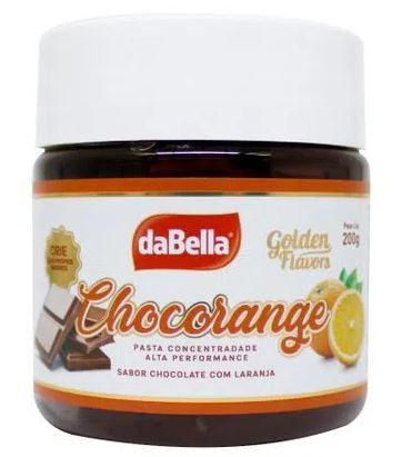 Pasta Saborizante Chocorange 200 g Dabella