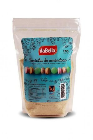 Farinha de Amendôas 500 g Dabella