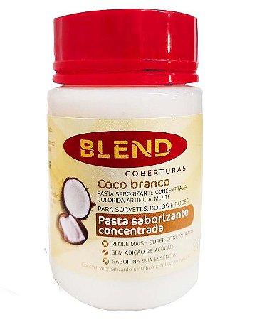 Pasta Saborizante Coco Branco 90 g Blend