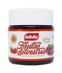 Pasta Saborizante Frutas Silvestres 200 g Dabella