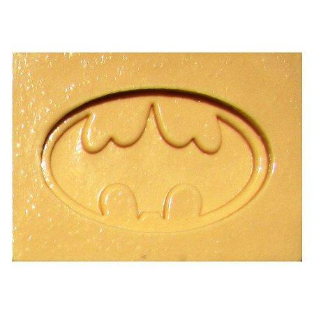 Molde Silicone Logo Batman Vila da Confeitaria