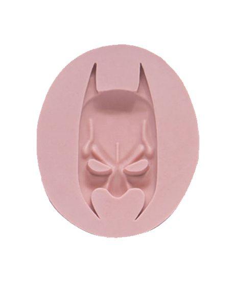 Molde Silicone Mascara Batman Vila da Confeitaria