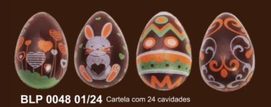 BLISTER PASCOA OVINHO 24 CAV - BLP 0048 01