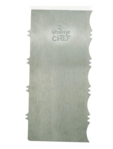 ESPATULA INOX DECORATIVA 8 Prime Chef