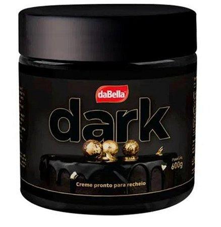 Recheio Cremeo Dark 600g Dabella