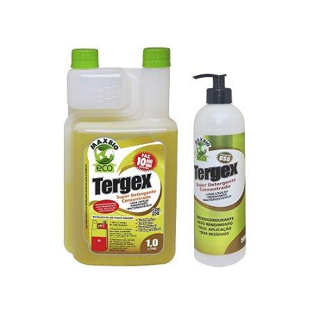 Tergex ECO Detergente Concentrado  e Aplicador