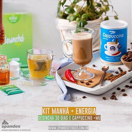 Kit Manhã + Energia