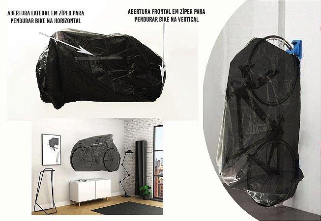 Capa Premium Para Cobrir Bicicleta - impermeável e Anti UV