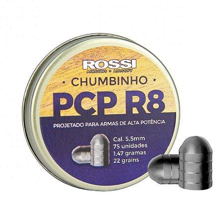 Chumbo Rossi PCP R8  C/200