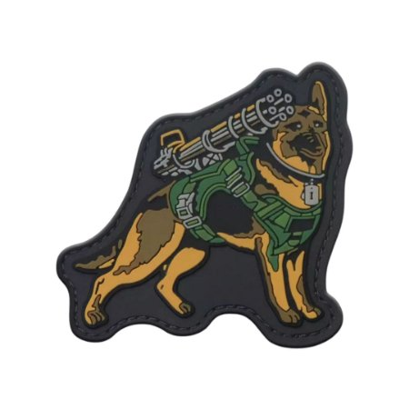 Patch Big Dog Emborrachado