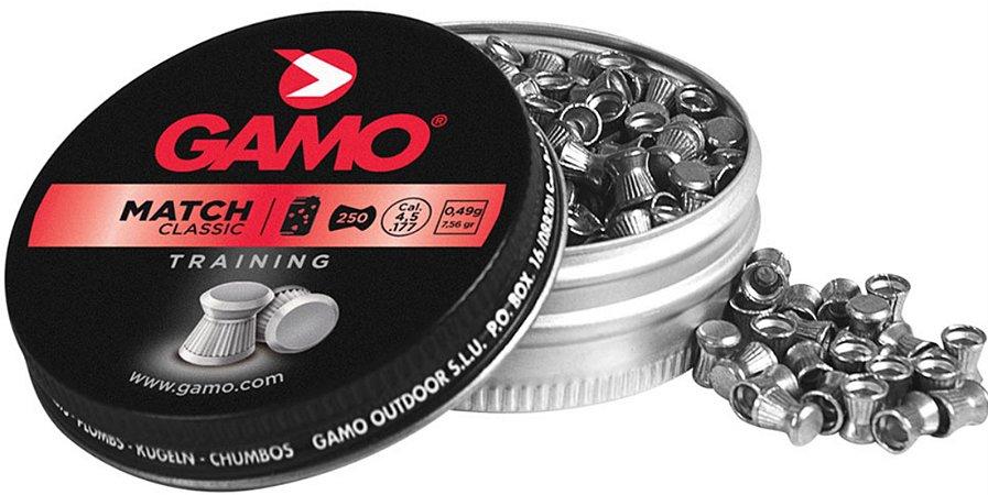 Chumbo Gamo MATHC 4.5 C/250