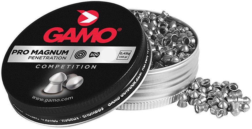 Chumbo Gamo Pro Magnum 4.5 C/250