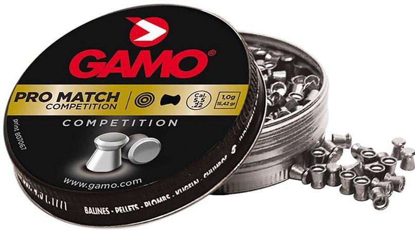 Chumbo Gamo Pro Match 5.5 C/125