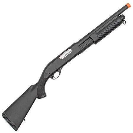 Shotgun pump airsoft 6mm M870 SPRING CM350-CYMA