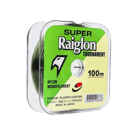 Linha Super Raiglon Tournament 100mts