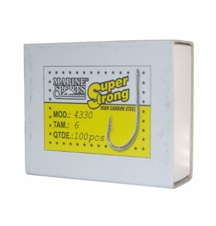 Anzol marine sports 4330 Super Strong