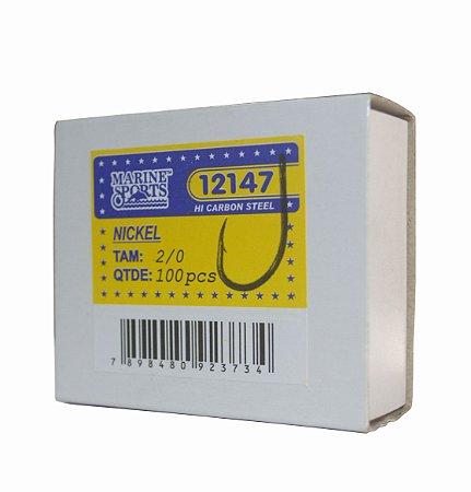Anzol marine sports 12147 caixa