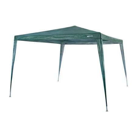 Gazebo nautika green 3.00x3.00x2.50 verde
