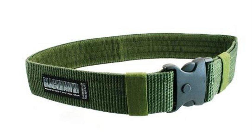 Cinto Tático Black walk green snp 114g