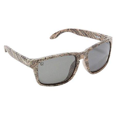 óculos polarizado pro-tsuri infinity tree camo fumê com case