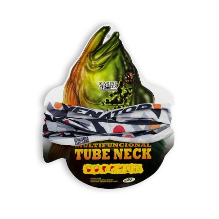 tube neck marine sports 369 peacock 458 venator