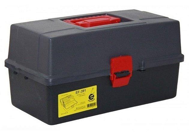 caixa pesca emifran EF-391 2 bandejas