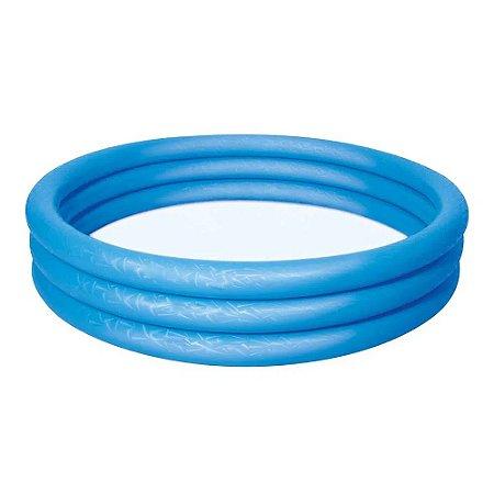 piscina inflável 282lt color