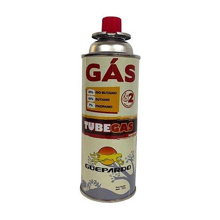 gas tube 227gr Gepardo