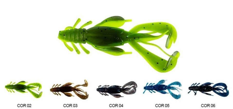 Isca AF Criatura 10,5cm 55gr c/05un