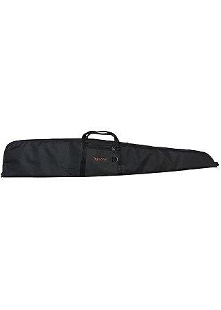 Capa para Arma Longa 1.30m Estofada Preta
