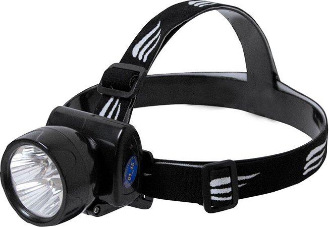 Lanterna Cabeça FENIX NTK Recarregável
