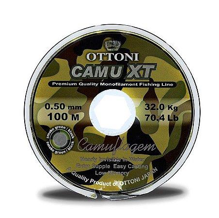 Linha CAMU XT camuflagem