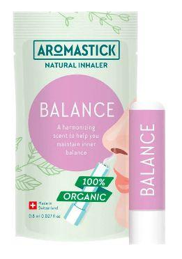 Inalador Nasal Orgânico Equilíbrio/Balance – AromaStick