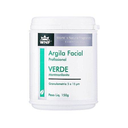 Argila Facial Profissional Verde 150g – WNF
