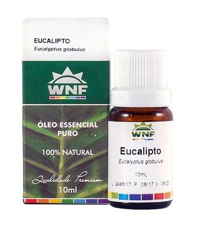 Óleo Essencial de Eucalipto Glóbulus 10ml – WNF