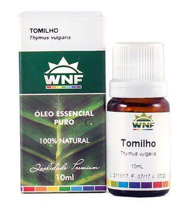 Óleo Essencial de Tomilho 10ml - WNF
