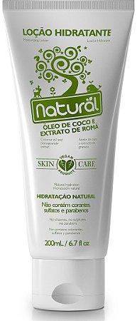Loção Hidratante Suavetex Óleo de Coco e Extrato de Romã 200ml - Orgânico Natural