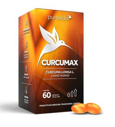 Curcumax 60 Cápsulas - Puravida