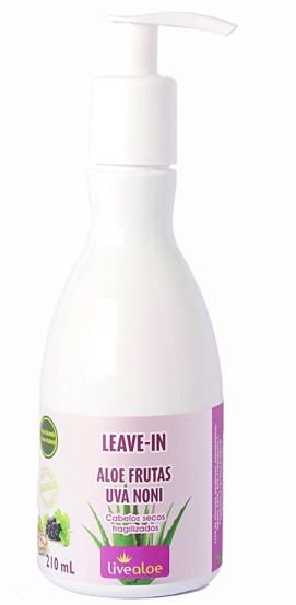 Leave-in Aloe Frutas 210ml - Livealoe