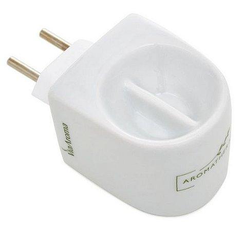 Aromatizador Elétrico de Porcelana Aromatherapy - Via Aroma