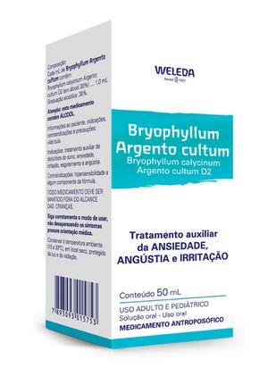 Bryophyllum Argento cultum 50ml - Weleda