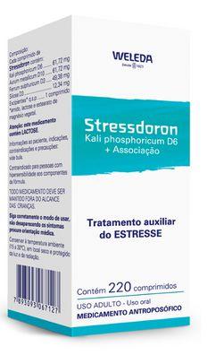 Stressdoron 220 Comprimidos - Weleda
