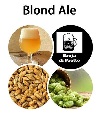 Receita Blond Ale 20 Litros