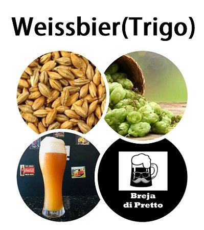 Receita Weissbier 20 Litros