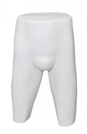 Branco - Bermuda Masculina Longa